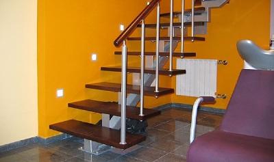 красивая лестница тюмень