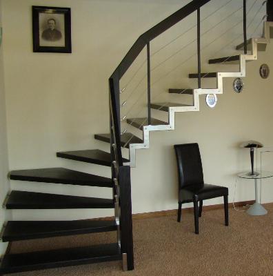 лестница из металла тюмень