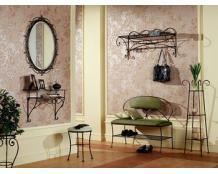 Кресло, обувница, столик, вешалка