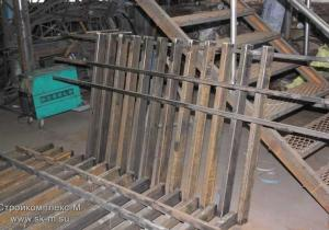 Изготовление и установка ограждения г.Тюмень