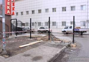 """ЖК """"Даудель"""" (ворота, забор, решетка)"""
