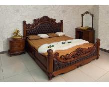 Деревянная мебель для спальни