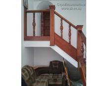 лестница из дерева в Тюмени