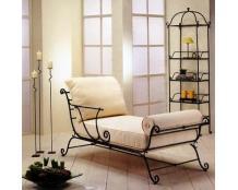 Кованое кресло для отдыха