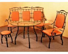 Набор кованой мебели