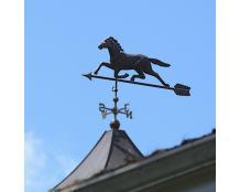 Флюгер на крышу Лошадь