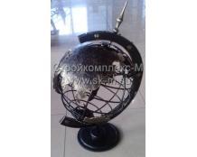 Кованый глобус