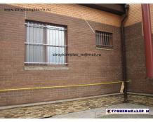 Решетка на окно из нержавеющей стали