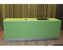 Деревянный презентационный стол