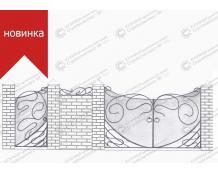 Ворота В-084