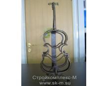 Подставка для бутылки Скрипка