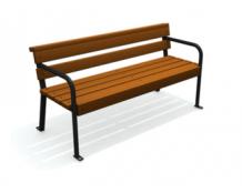 Скамейка для двора