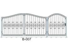 Ворота В-007