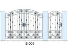 Ворота В-009