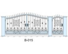 Ворота В-015