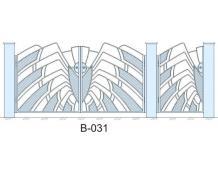 Ворота В-031