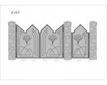 Ворота В-049