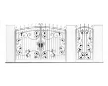 Ворота В-071