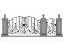 Ворота В-072