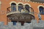 ограждение балкона в Тюмени