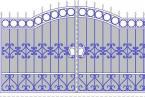 Ворота В-014