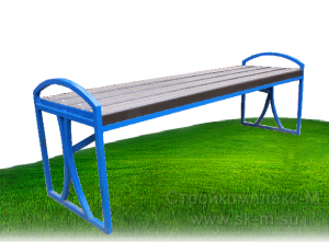 недорогая скамейка в Тюмени