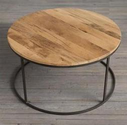 Кованый столик по индивидуальному дизайну