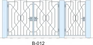 Ворота В-012