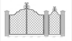 Ворота В-063