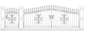 Ворота В-081